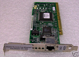 Drivers Adaptec ANA62011/TX PCI Fast Ethernet