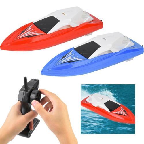 JJRC S5 1:47 2.4G RC 10km//h Boat Long-Lasting Running 20 Min RC Toy Ship