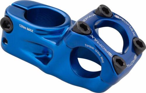 """Promax Impact Mini 40mm Top Load Stem 1/"""" Blue"""