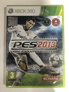Pro-Evolution-Soccer-2013-PES-2013-Xbox-360-2012-Factory-Sealed-FreePost