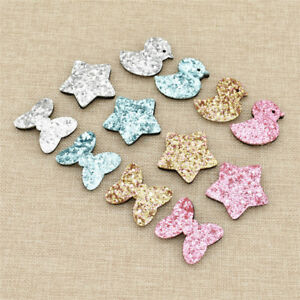 Glitter-Star-Butterfly-Sequin-Clip-Hairpin-Party-Cosplay-Girls-Kawaii-Gifts