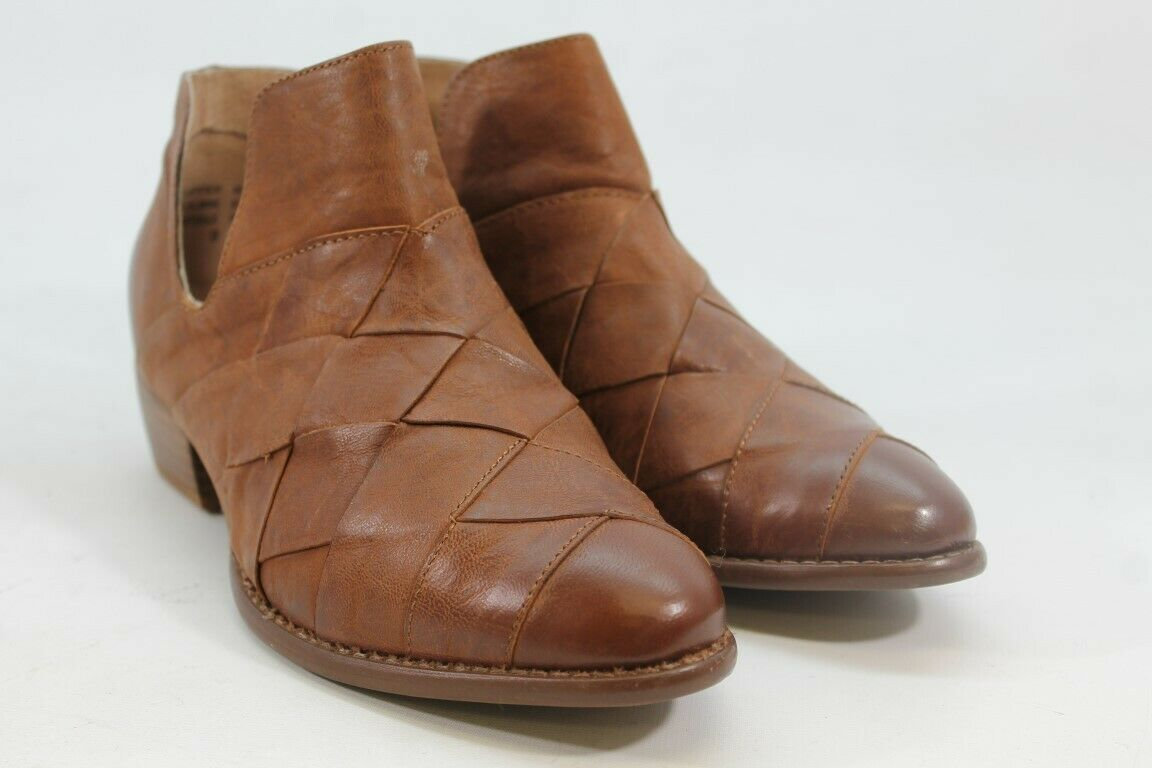 Seychelles Deep Sea Women's Cognac Fashion Boots 9M(ZAP7756)