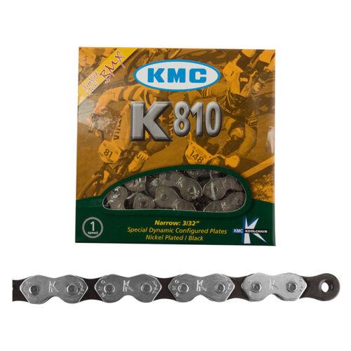 Kmc K810 Chain Kmc 1//2x3//32 K810 Koolchain Sl//bk112l