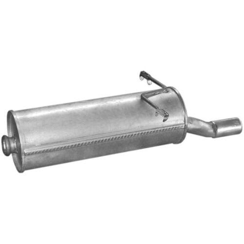 Endschalldämpfer Auspuff  Citroen C2 1.1i 03-05 C II