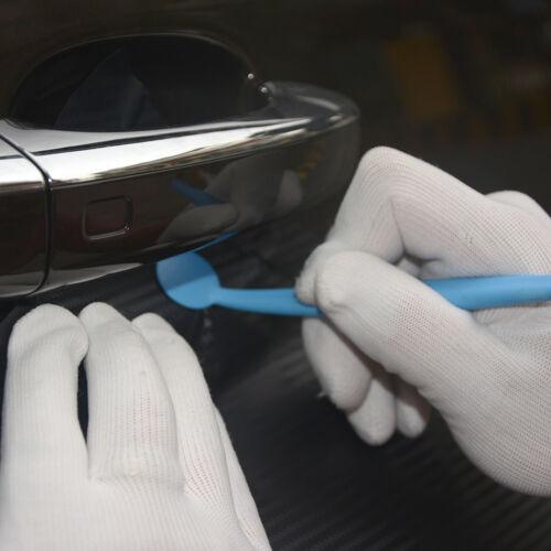 4 x Dichtung Rakel  Styling-Werkzeug für Kunststofffolien Car Wrapping FolierSet