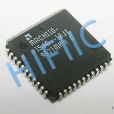 10PCS MACH211-15JC-18JI PLCC44 EE CMOS Programmable Logic IC NEW P1