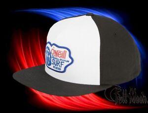 New-O-Neill-Port-Mens-Snapback-Cap-Hat