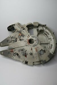 1995 Millennium Falcon Tonka Large 22 Inch Star Wars Toy Incomplete