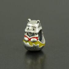 ae59121ed Authentic Genuine Pandora Silver Honey Pot Pooh Disney Charm - 791919ENMX