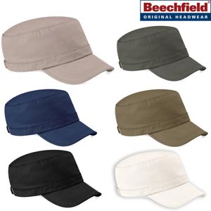 Caricamento dell immagine in corso BEECHFIELD-Army-BERRETTO-Cappello-Da -Baseball-Stile-militare- 1e85f5fd1288