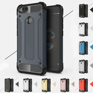 Shockproof-Hybrid-Armor-360-Protective-Case-Cover-For-Xiaomi-Redmi-Mobiles