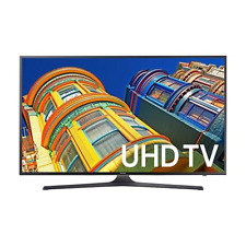 "SAMSUNG UN40KU6290F 40"" 4K UHD SMART TV WiFi Apps 2016"