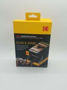 Kodak Mobile Film Scanner Scan & Share For 35mm Negatives & 35mm Slides - NEW