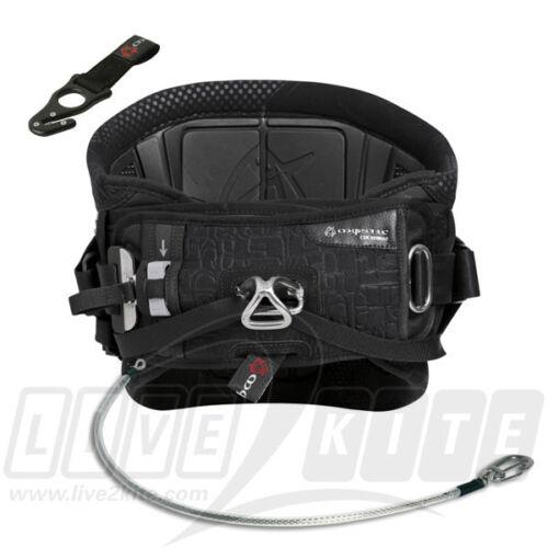 Mystic Warrior III Len10 ceinture harnais kitesurf Planche à voile Snowkite