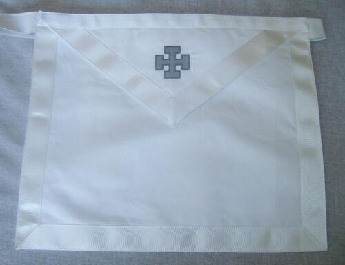 Masonic Scottish Rite 31 th Degree Inspector Inquisitor Commander Regalia Apron