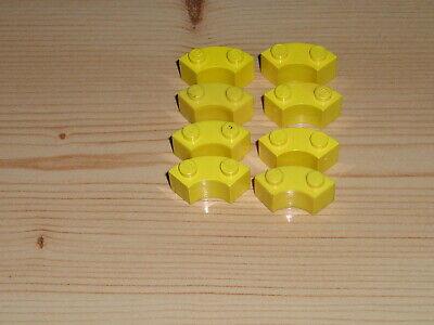 Lego 85080 Rundsteine Brunnensteine 1x2x1 Schwarz 1 Stück 40