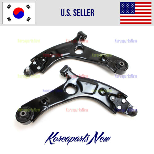 2pcs Front Lower Control Arms Left Right Pair fits KIA SORENTO 2016-2019