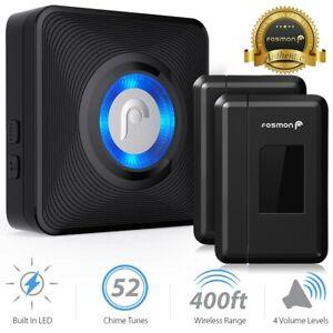 Wireless-Window-Door-Open-Entry-Security-Alarm-Doorbell-52-Chime-Magnetic-Sensor