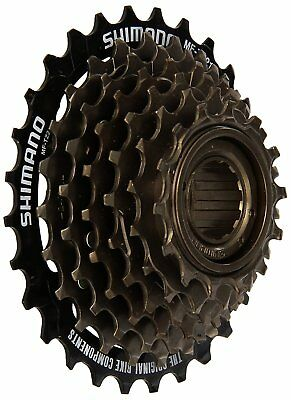 Cassettes, Freewheels & Cogs Bicycle Components & Parts Shimano Mf-tz21 14-28 Teeth 7 Speed Freewheel Choice Materials