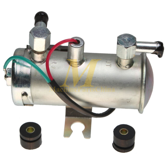 New Sel Electric Fuel Pump 24v Fit For Hitachi Excavator Parts 4 6hk1