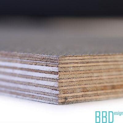 50x20 cm Siebdruckplatte 15mm Zuschnitt Multiplex Birke Holz Bodenplatte