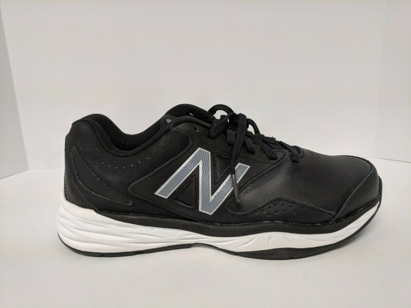 New Balance 824 Trainer Sneakers, Black, Womens 6.5 M