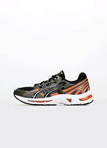 Asics Gel-Kyrios Herren Sneaker Turnschuhe Schuhe Schwarz Rot NEU 1021A335-002