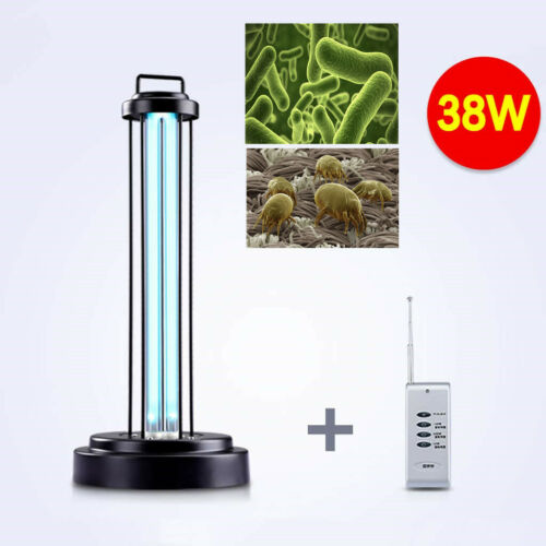 UV Disinfection lamp Household germicidal lamp Ozone Ultraviolet Lamp 38 watt