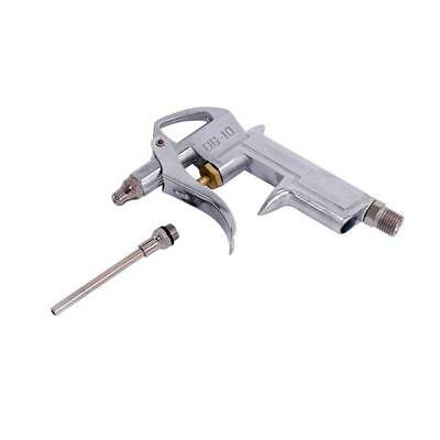 "Air Blow Gun With 4/"" Extension Duster Pistol Grip Air Compressor Tools"