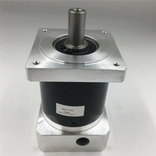 NEMA34 Flange 20:1 Planetary Geared Speed Reducer Gearbox Geared Reduction CNC