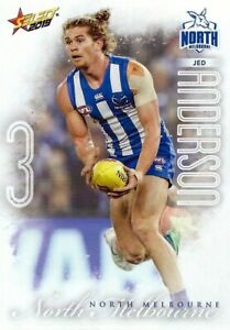 Mint-2019-NORTH-MELBOURNE-KANGAROOS-AFL-Card-JED-ANDERSON-Footy-Stars