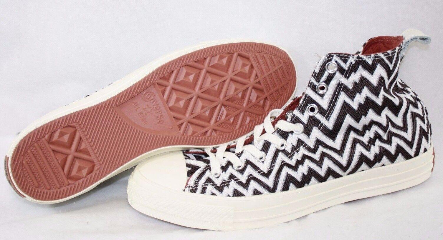 NEW Mens Star CONVERSE 154440C Missoni Chuck Taylor All Star Mens Hi Sneakers Shoes d74b13