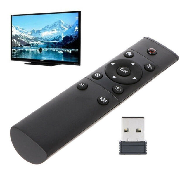 2.4GHz Wireless Air Mouse Remote Control for XBMC KODI Android TV Box Window