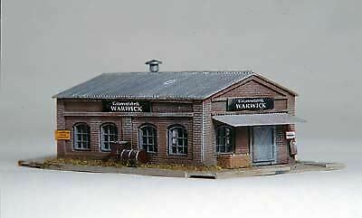 PIKO N SCALE WARWICK WORKSHOP BUILDING KITBN60011