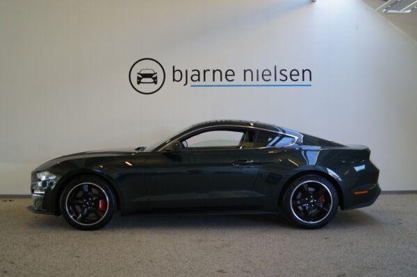 Ford Mustang 5,0 V8 GT Fastback Bullitt - billede 1