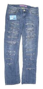 Womens-Denim-Co-Blue-Denim-Jeans-Size-10-L31