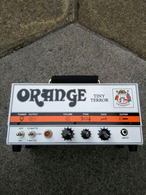 ORANGE TINY TERROR Original