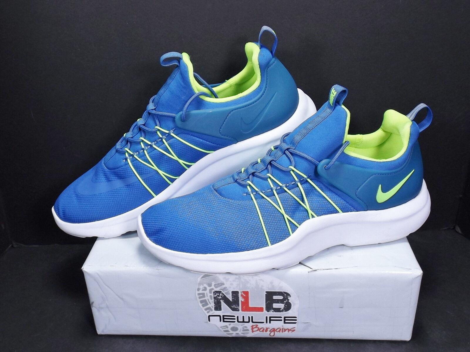 Nike Darwin zapatos casuales 819803-447 estrella casual azul / Volt hombres casual estrella zapatos comodos salvaje 8cc714