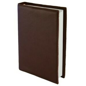 Leather-Bible-Cover-Brown-Medium