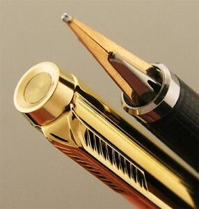Parker-180-Imperial-Fountain-Pen-NOS-14K-XF-M-Nib-Mint