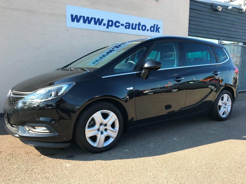 Opel Zafira Tourer 1,4 T 140 Enjoy 5d - 244.900 kr.