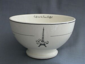 Eiffel Tower Mini Bowl - Café De La Tour Eiffel - Vintage French Cafe Mini Bowl