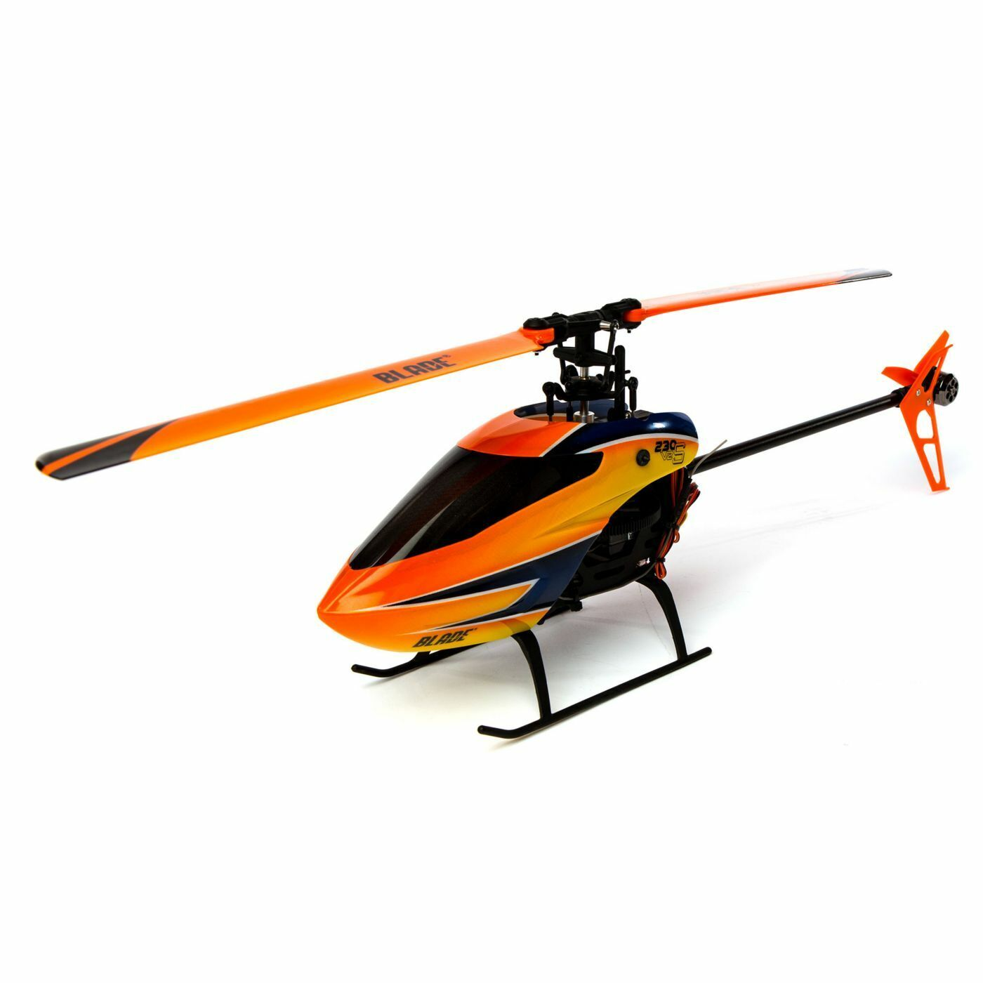 Blade 230S V2 Mini Elicottero  3D RC Safe Mode 2 e 1 RTF BLH1400EU  risparmia fino al 50%