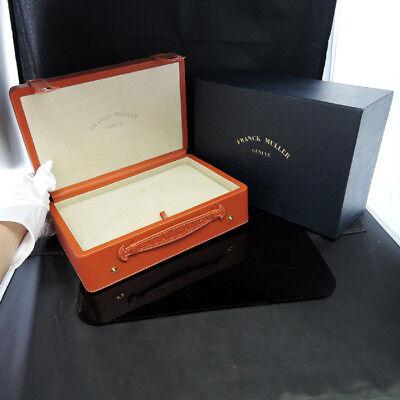 Franck Muller Casablanca Uhr Etui 100% Authentisch Fz1300 Km1 Jade White Jewelry & Watches