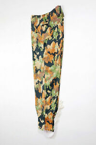 WWII-German-Elite-leibermuster-45-camo-M43-field-trousers-keilhosen-L-36