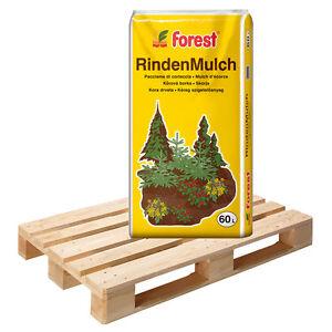 forest rindenmulch 48x60 liter 2880 liter dekomulch. Black Bedroom Furniture Sets. Home Design Ideas