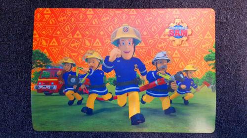 Feuerwehrmann Sam Platzset 42 x 29cm aus Polypropylen