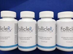 4-X-FOLLICLERX-Promote-Healthy-Hair-Growth-Follicle-RX-Hair-Growth-Formula
