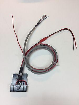 Motorola MotoTrbo Rear Accessory Cable 5 Wire XPR4550 XPR4350  PMLN5072A XPR8400