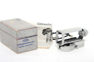Minox-Feldstecheransatz-Binoculaire-Piece-Jointe-Fernglasansatz-Instructions